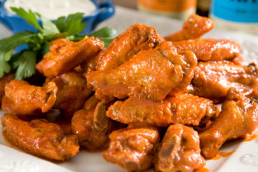 Crazy Hot Wings