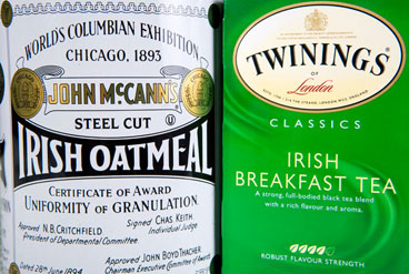 Irish Oatmeal Twinings